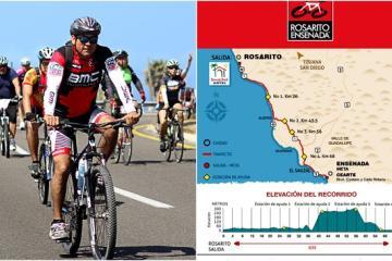 ¡En sus marcas, listos, fuera! Paseo ciclista llega a Baja...
