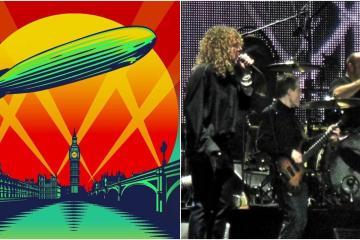 Vibra con Led Zeppelin en el CEART este miércoles