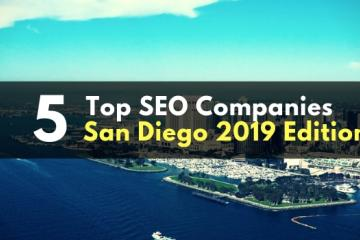 Top 5 Best SEO companies in San Diego 2019 Edition