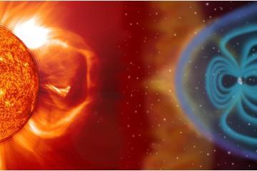 Tormenta solar continuará este jueves y viernes
