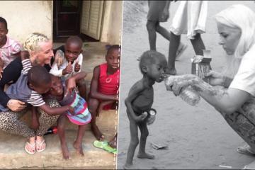 Anja Ringgren, la mujer que se mudó a África para educar y...