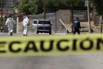 Violencia va en aumento en Tijuana