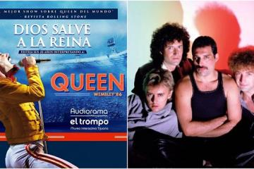 "¿Fan de Queen? Te regalamos boletos para ""Dios Salve a la..."