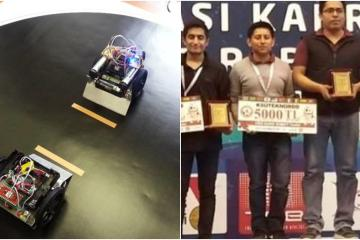 Jóvenes mexicanos ganan los 3 primeros premios en torneo de...