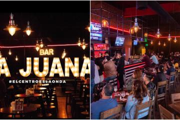 """La Juana"" is the restaurant bar that honors the city"