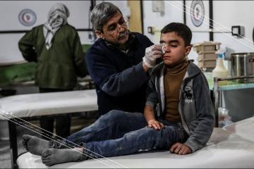La guerra impuesta e interminable de las armas químicas en Siria