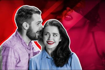 Los beneficios de las preguntas sucias en una relación