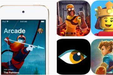 Apple presenta un nuevo Ipod hecho para gamers