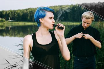 Preocupante el aumento en el uso de cigarros electrónicos entre...
