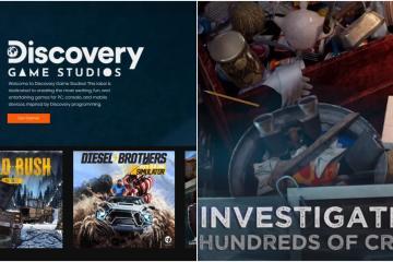 Discovery Channel tendrá su propio estudio de videojuegos