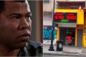 Dólar llega a $20 pesos en bancos y roza los 19 en Tijuana