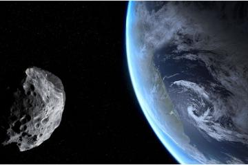 El asteroide Apofis pasará rozando a la tierra