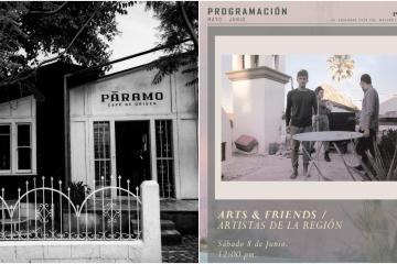 Arts & Friends: un evento en comunidad sobre arte y cultura...