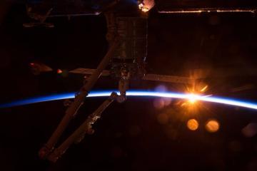 En el 2020 la NASA recibirá a turistas espaciales en Estación...