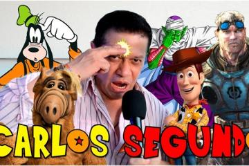 Carlos Segundo, quien da vida a Piccolo, vendrá a Tijuana