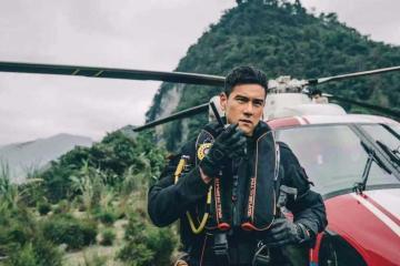 Rescue, una película de Hong Kong que se filma en Baja California