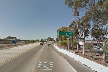 Cierre esta noche en carretera I-805 en San Ysidro