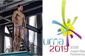 Rommel Pacheco queda fuera de los Juegos Panamericanos y su mamá...