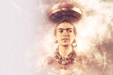Inédito: ¿Encuentran grabación con la voz de Frida Kahlo?