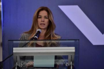 Hace historia Alejandra de la Vega, la primera presidenta en el...