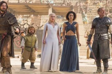 Inician grabaciones de precuela de Game Of Thrones