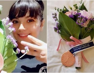 ¡Alexa Moreno regresa con todo! Se lleva medalla de bronce en Corea