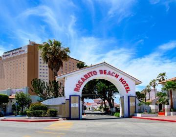 ¿Cuáles estrellas de Hollywood han estado en el Hotel Rosarito en...