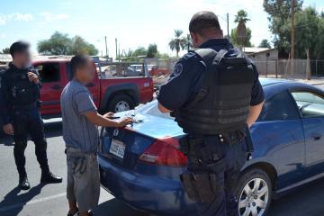 Disminuye el robo de vehículos 19% en Baja California
