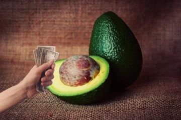 Comer aguacate es un lujo. Alcanza los $100 pesos en CDMX ¿A cómo...