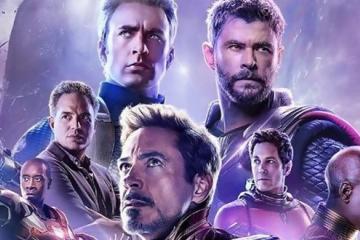"""Se venden boletos de versión extendida de """"Avengers:..."""