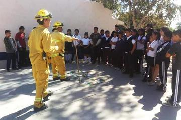 ¿Cómo disminuyeron en 70% los incendios en Baja California?