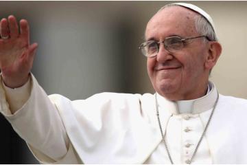 El Papa Francisco manifiesta solidaridad con el tema migratorio...