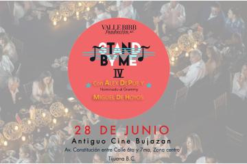 Evento con causa: Stand By Me IV edición