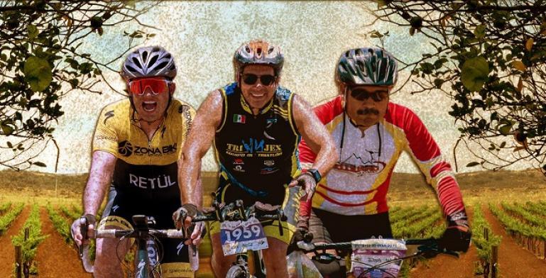 Ruta del Vino: el Paseo Ciclista que combina salud y sabor en Baja...