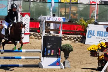 Puedes ir gratis al deporte de salto con caballo en Tijuana