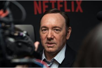Kevin Spacey queda exonerado por abuso sexual