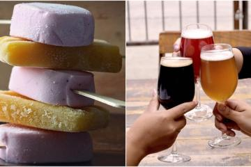 Feeling the hot weather? These are the new popsicles created with...