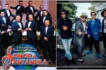 La Sonora Santanera y la Maldita Vecindad pondrán a bailar a Tijuana