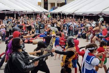 MCCon en Tijuana será el consuelo para quienes no vayan a Comic-Con