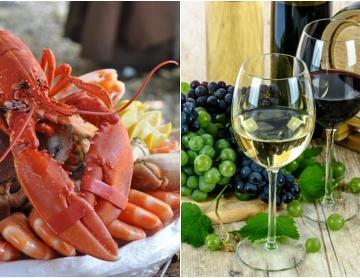 El vino y gastronomía se adueñan de Baja California este fin de...