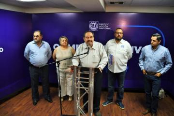 """PAN confía en """"tumbar"""" en la corte la reforma de ampliación..."""