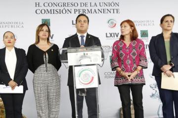 Tatiana Clouthier abre proceso contra ampliación de gobierno de...