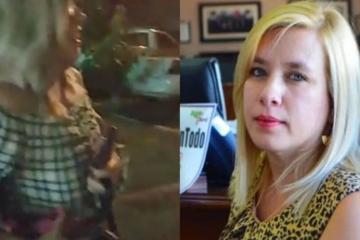 Diputada de Morena conducía ebria y se resistió a ser arrestada