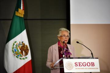 """Es """"inconstitucional"""" ampliar gobierno de Bonilla, opina Olga..."""