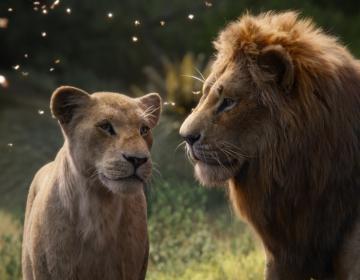 ¿Cómo crearon los escenarios realistas de El Rey León?