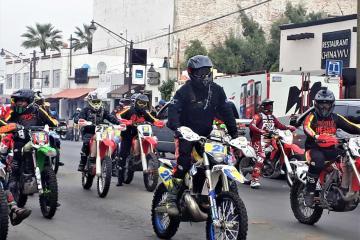 Organizan el Ride The Coast in Baja, si tienes moto es tú oportunidad
