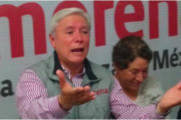 """Jaime Bonilla dice """"soy empresario, no político"""""""