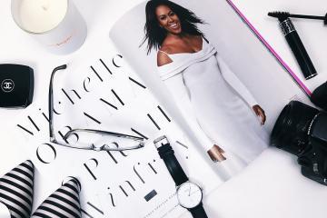 Michelle Obama es la mujer más admirada del mundo este 2019