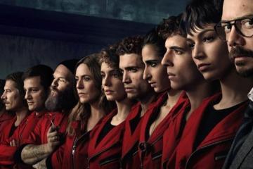 Se estrena la tercer temporada de La Casa de Papel y la piden la...