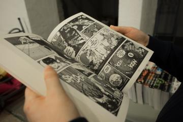 Los miércoles en Cecut son de lectura de manga ¿Sabías?